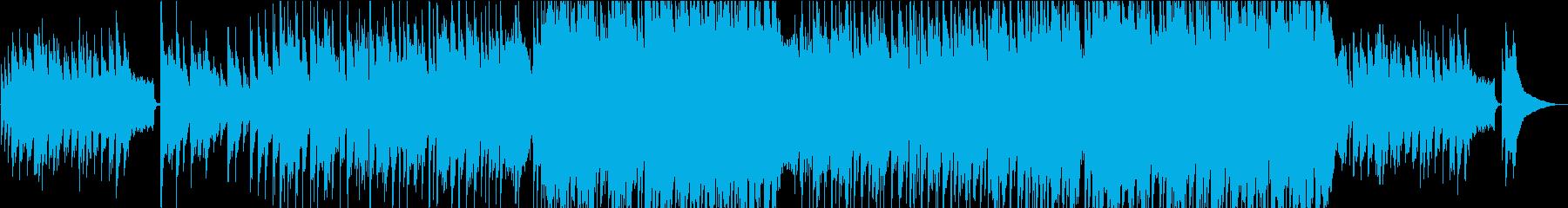 菅田将暉 さんの『虹』風の優しいバラードの再生済みの波形