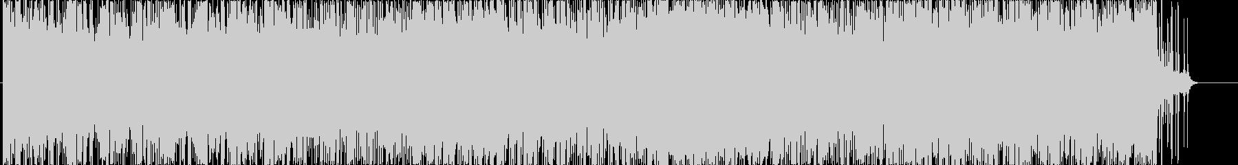 サラチの未再生の波形