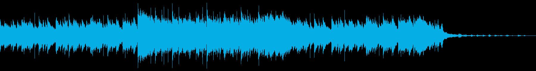 春のCM・やさしい生演奏アコギの再生済みの波形