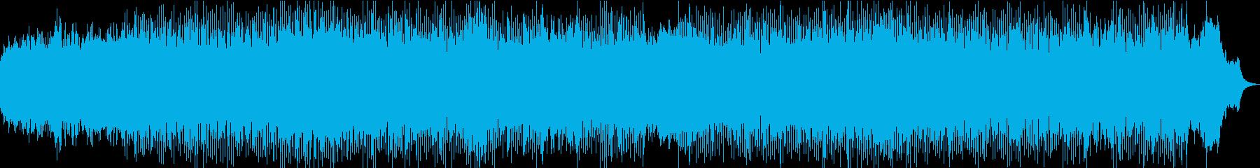 サイエンス、ミッション達成課程などにの再生済みの波形