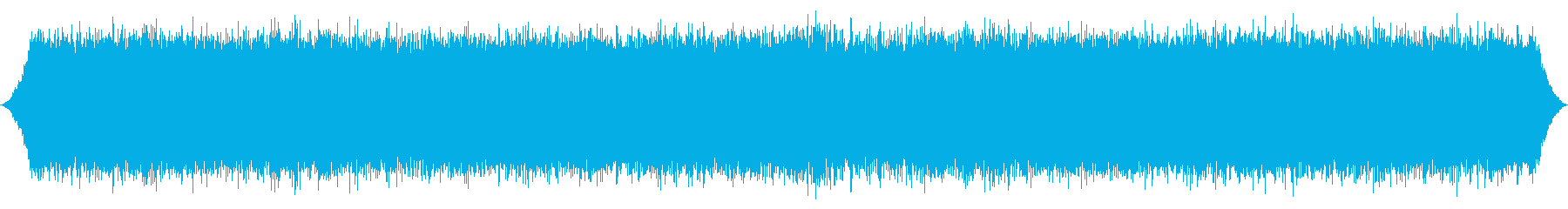 川:強力な流れとRo音、光の揺れの再生済みの波形