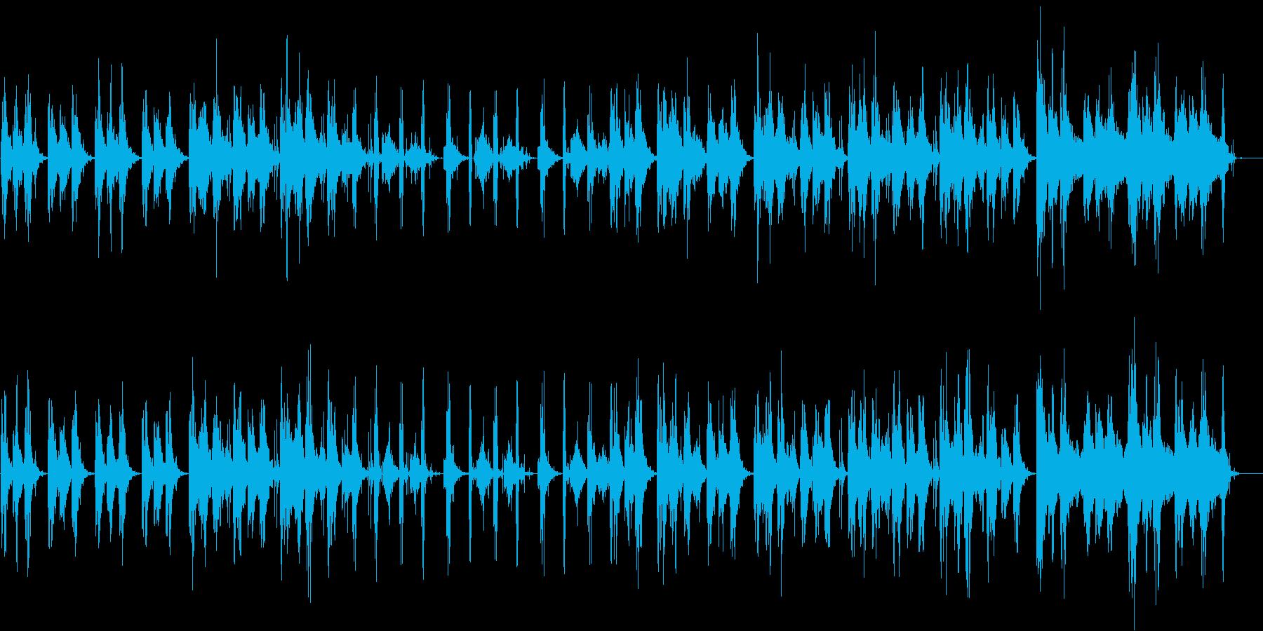 サスペンス 不思議 恐怖 神秘 科学の再生済みの波形