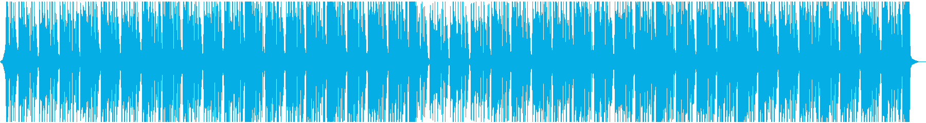 Cool Beating Funk's reproduced waveform