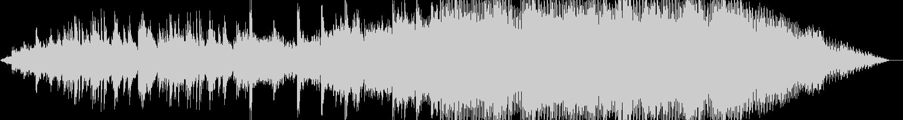 ピアノの切ない旋律が印象的なピアノハウスの未再生の波形