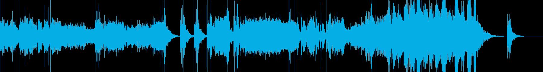 気まぐれで遊び心のあるオーケストレ...の再生済みの波形