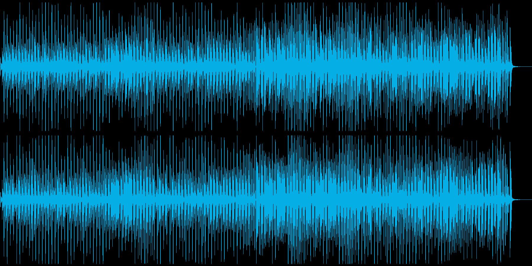 かわいい子供映像系ピアノでほのぼの明るいの再生済みの波形