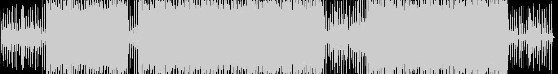 かわいい・EDM・トロピカルの未再生の波形
