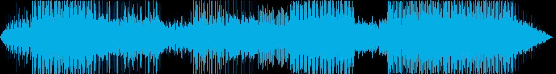 Synthpop/Beat/Retroの再生済みの波形