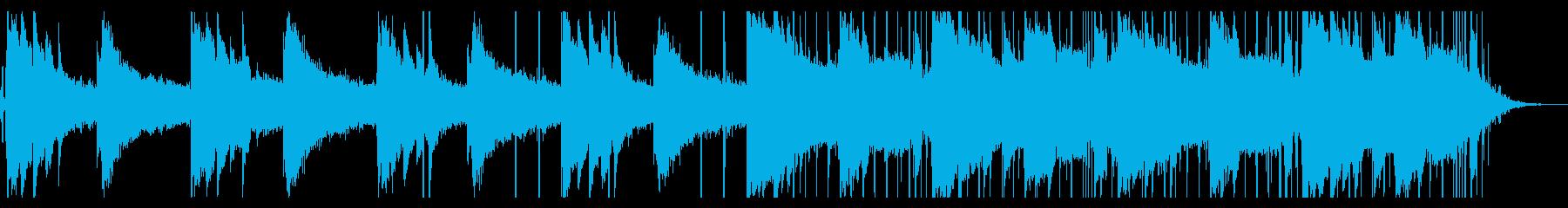 リラックス・ヒップホップ_No392_2の再生済みの波形