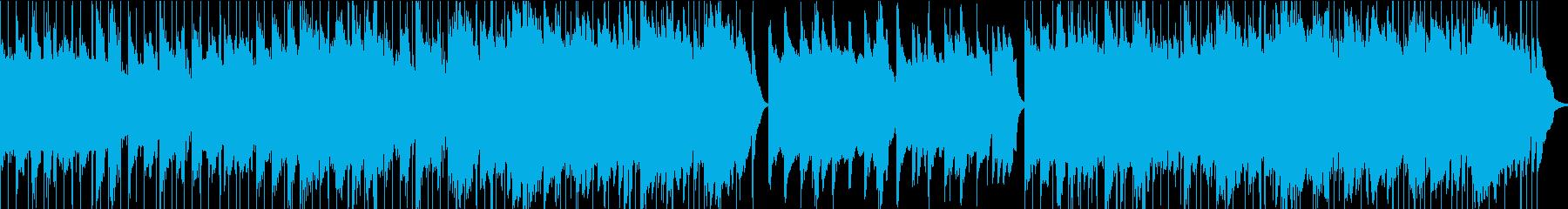 高騰するシンフォニックロックの歌。...の再生済みの波形
