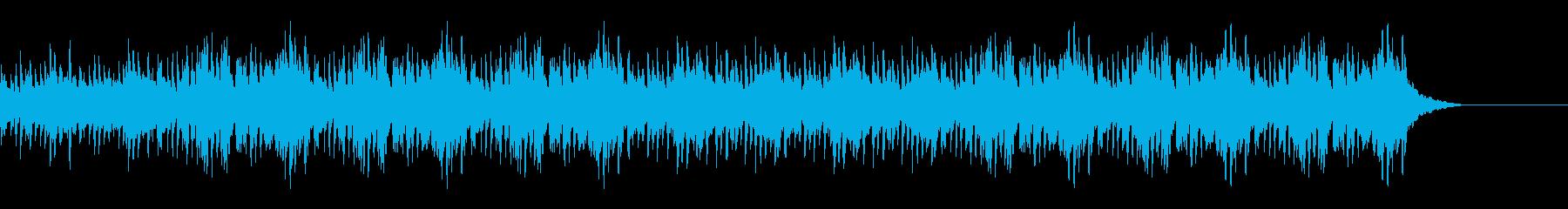 明るく朗らかな中国伝統音楽の再生済みの波形