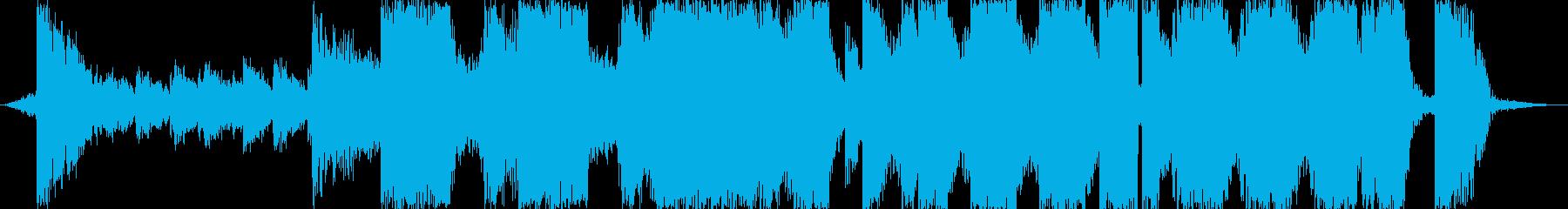 エレクトロ 交響曲 モダン 室内楽...の再生済みの波形
