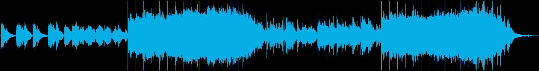 チャイニーズポップ アンビエントミ...の再生済みの波形