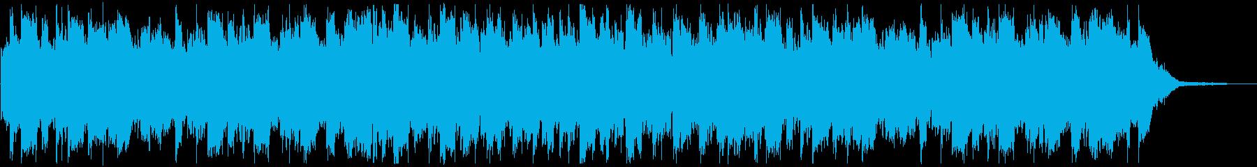 オープニング・おしゃれな洋楽ディスコの再生済みの波形