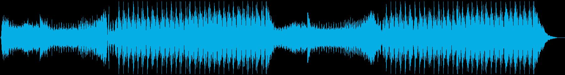 eスポーツ ダークエレクトロの再生済みの波形