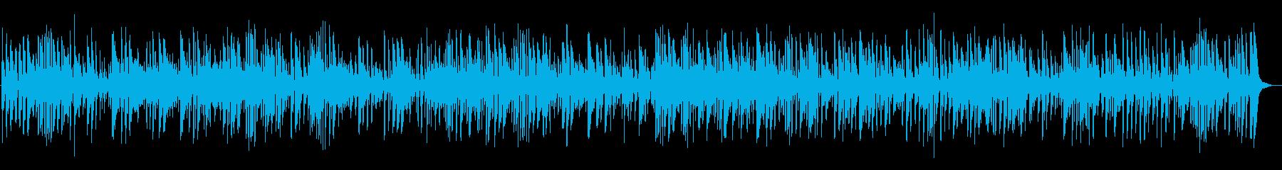 爽やかスウィング疾走感ジャズピアノトリオの再生済みの波形