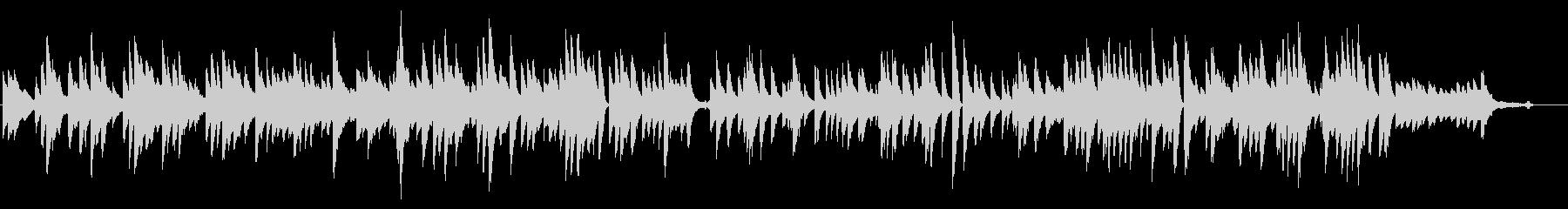 卒業・落ち着いたヒーリング系ピアノソロ曲の未再生の波形