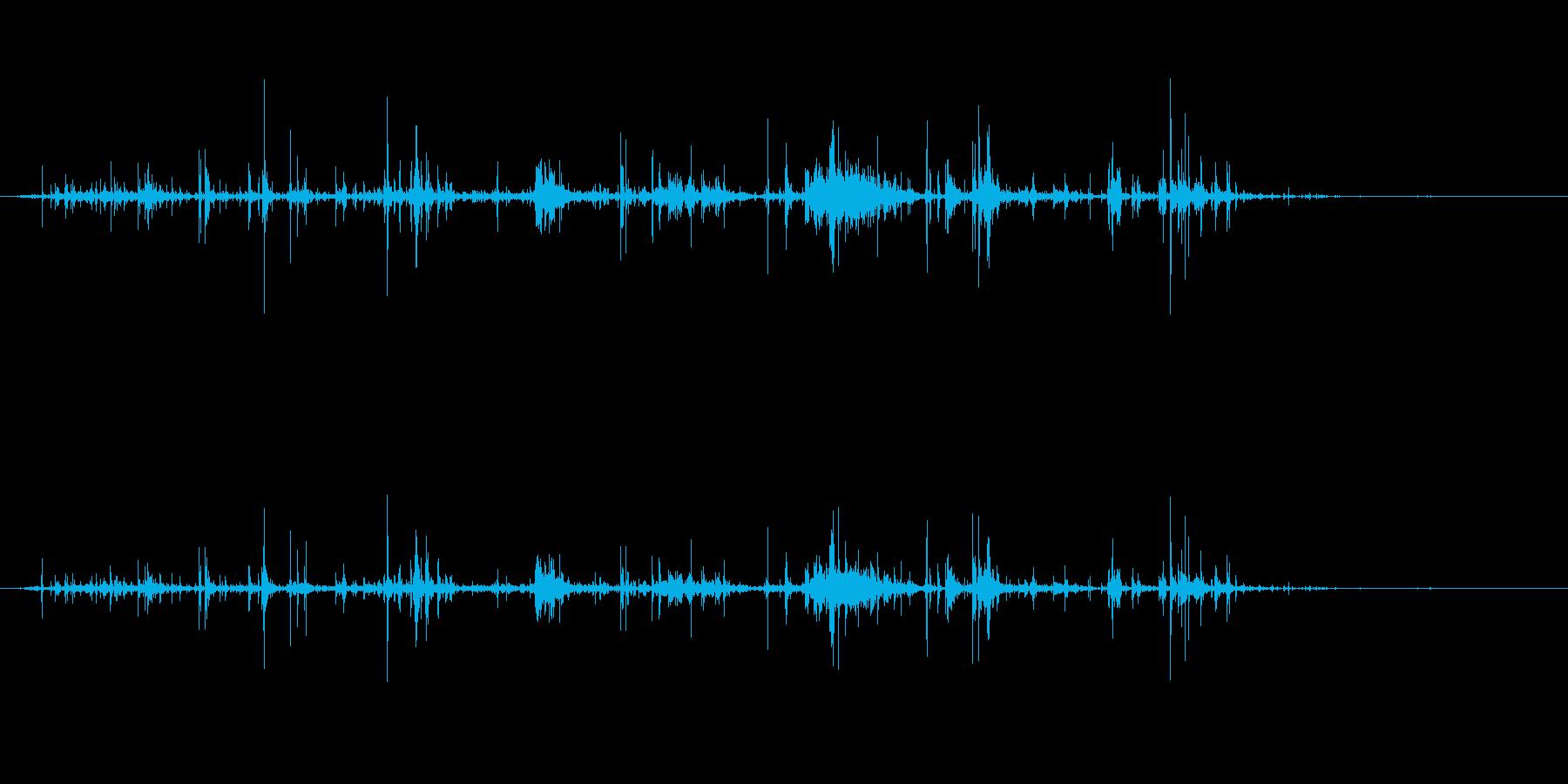 リーフデブリス、ホラープラント、リ...の再生済みの波形
