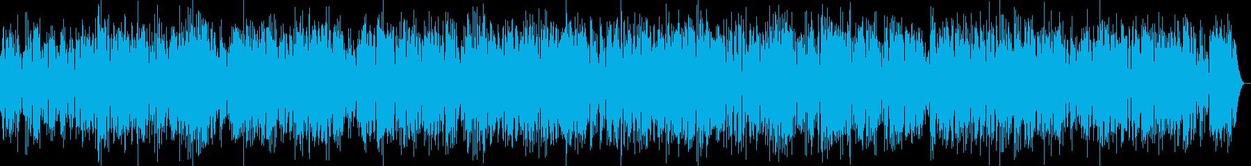 夏の切ないジャジーなエレキギターソロ 海の再生済みの波形