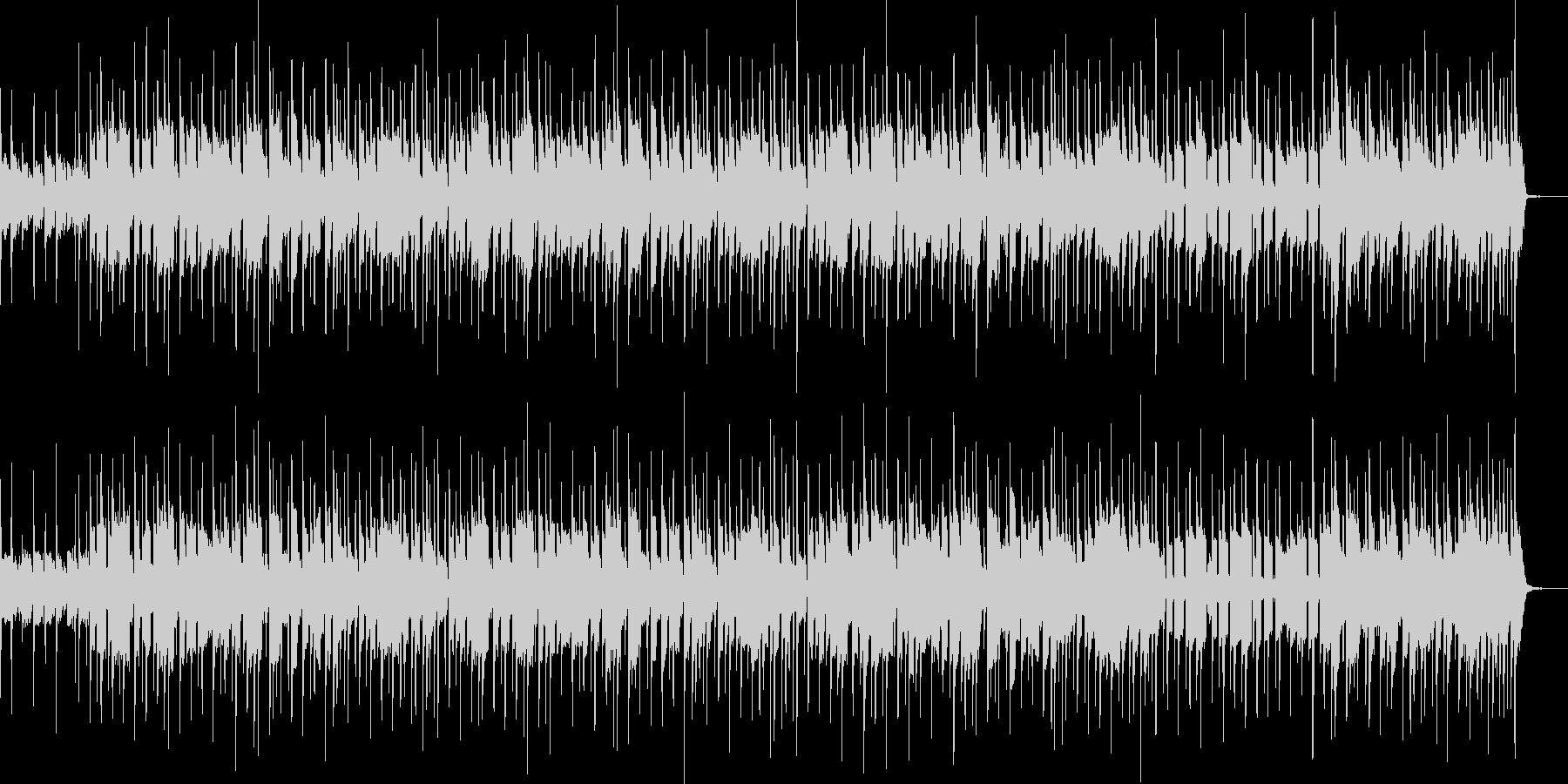 ほのぼのポップス。ほんわかクッキング♪の未再生の波形