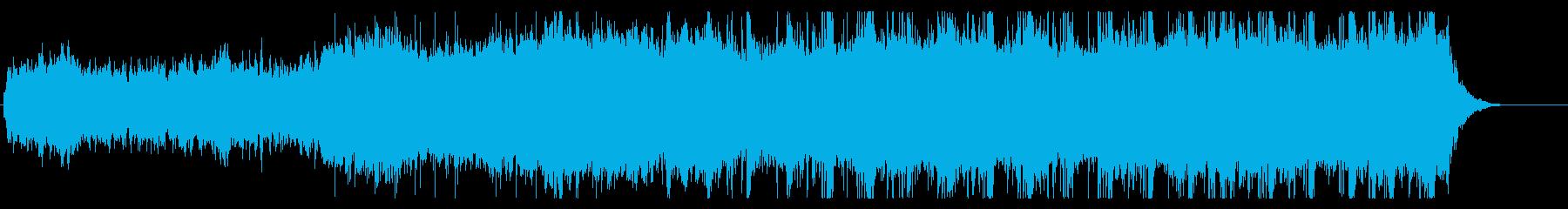 悲しくてミステリアス/ゲームミュージックの再生済みの波形