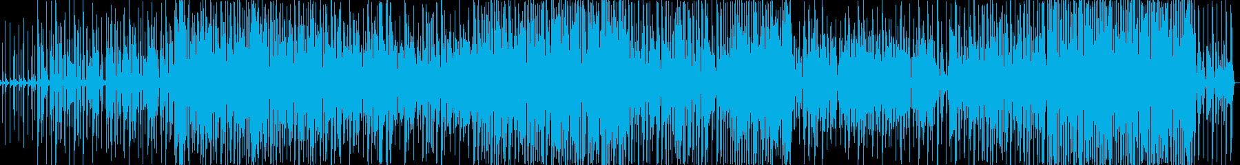 ラテン系 説明的 静か お洒落 ク...の再生済みの波形