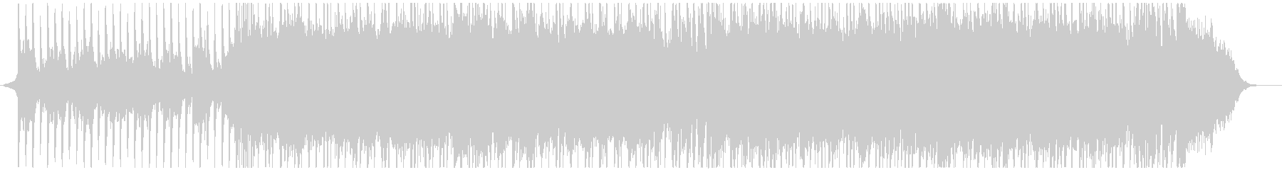 【ショート】感動的クラシカルポップの未再生の波形