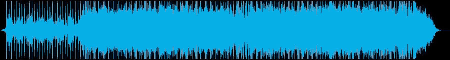 【ショート】感動的クラシカルポップの再生済みの波形