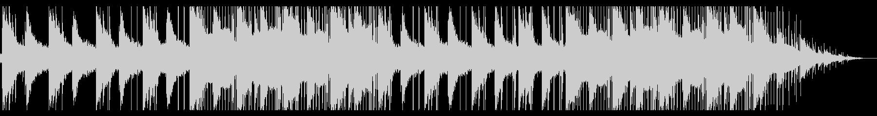 リラックス・ヒップホップ_No392の未再生の波形