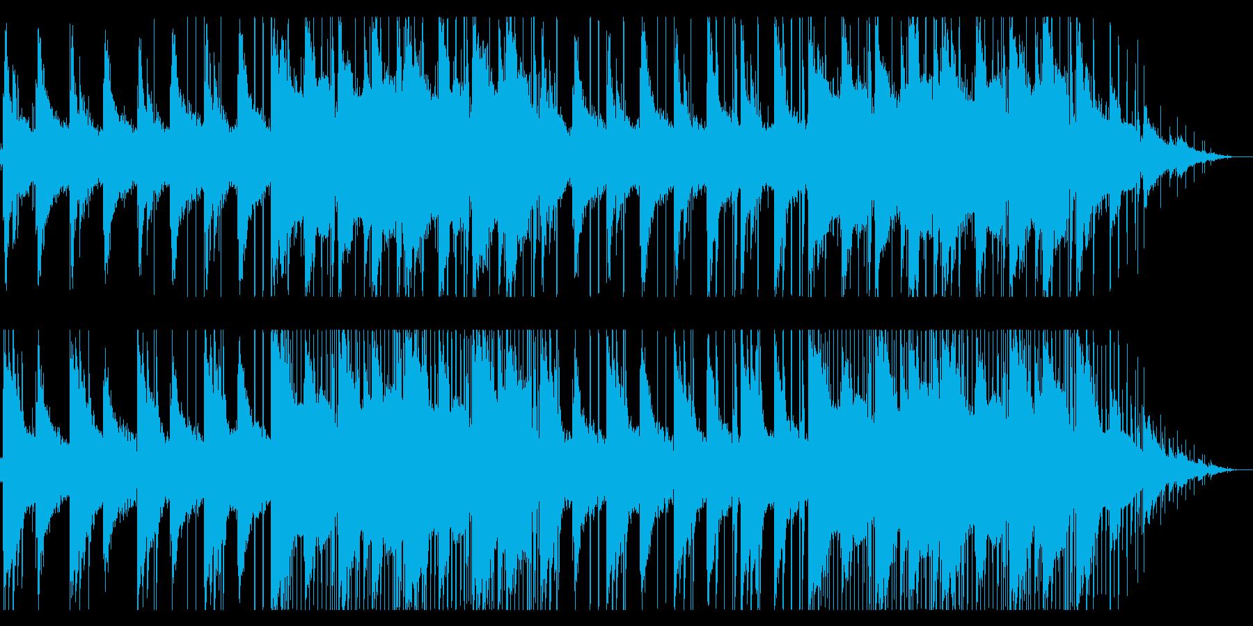 リラックス・ヒップホップ_No392の再生済みの波形