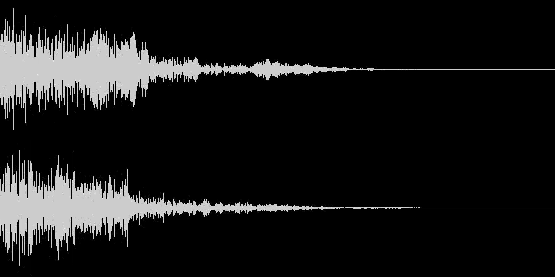 CINEMATIC HITS_05の未再生の波形