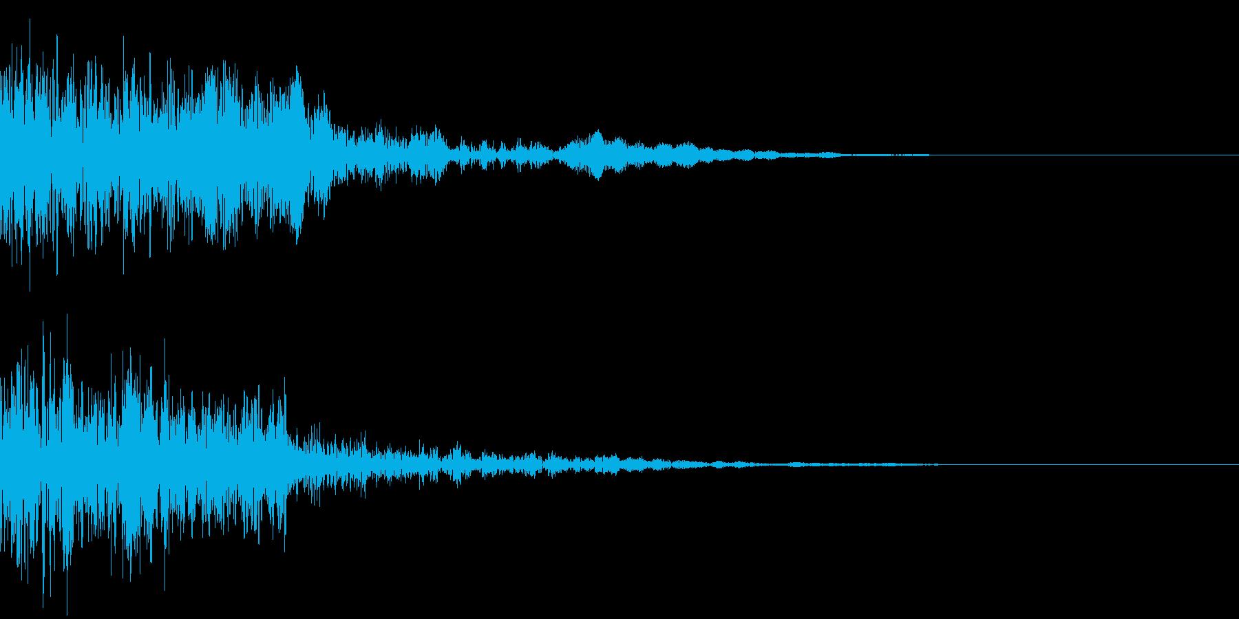 CINEMATIC HITS_05の再生済みの波形