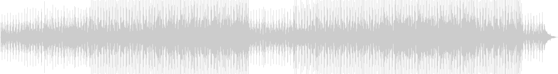 ラテンリズムでのピアノエーテル飛行...の未再生の波形