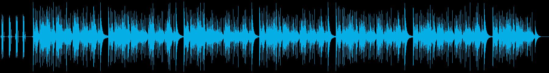 【生録音】オルゴール-カノン-02の再生済みの波形