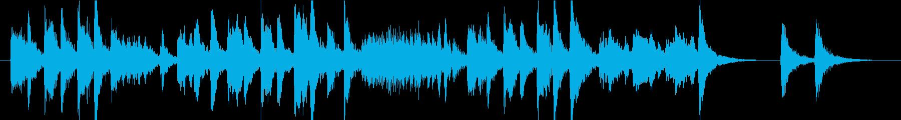 現代的 交響曲 室内楽 モダン プ...の再生済みの波形