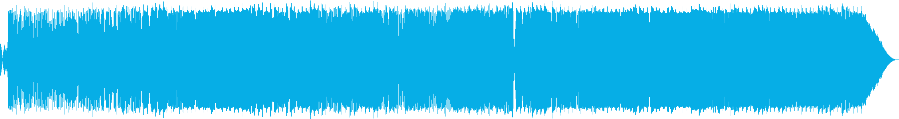 Triple time mellow love song's reproduced waveform