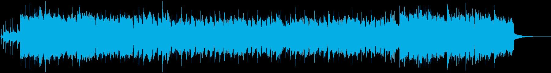 現代のポップロックインスト。高騰-...の再生済みの波形
