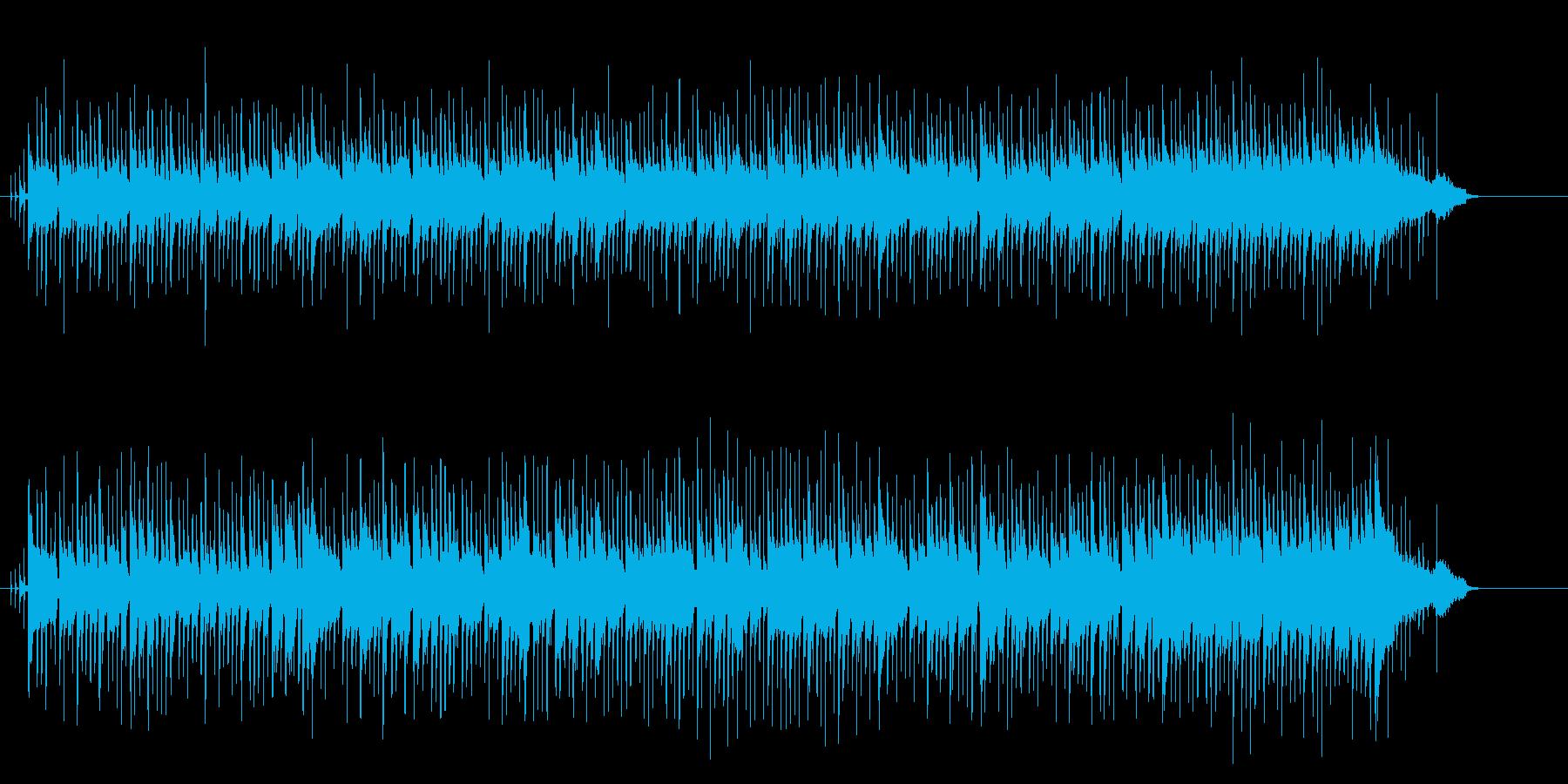 クール&ムーディーなボサノヴァ・サウンドの再生済みの波形