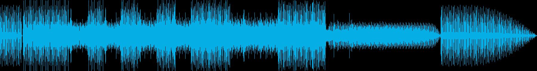 Electro、Instrumen...の再生済みの波形