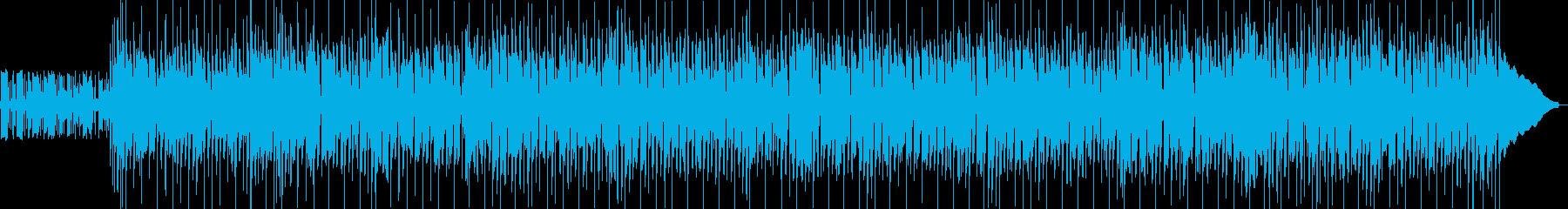 レゲエにインスパイアされたハッピー...の再生済みの波形