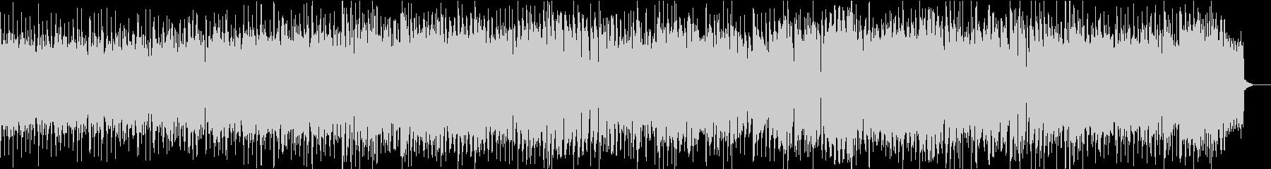 激シブなオルガンスローブルースの未再生の波形