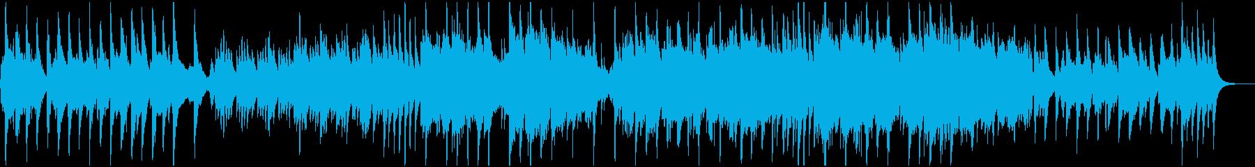 和風まったり尺八楽曲,BGM,CM等にの再生済みの波形