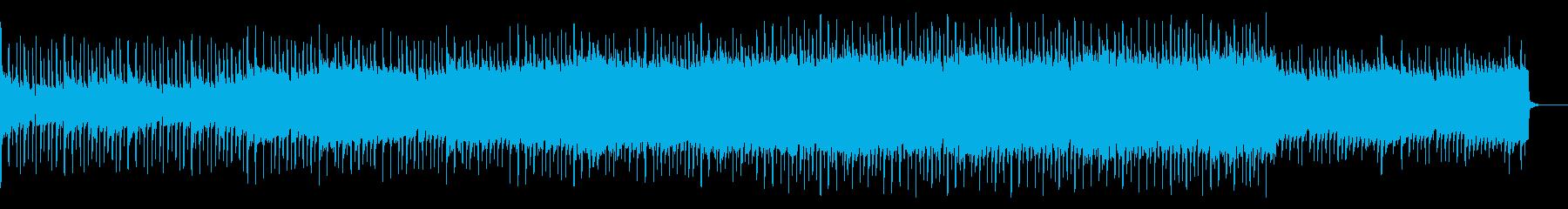 ショートver 広がり 豪華 キラキラの再生済みの波形