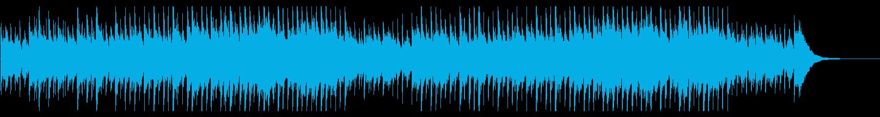 透明感のあるノスタルジーなアコギとピアノの再生済みの波形
