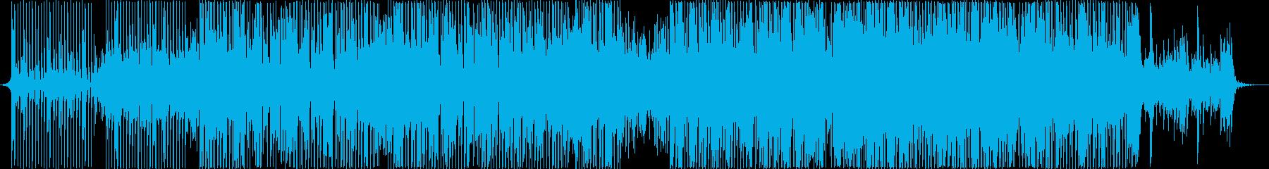おしゃれな女性ボーカル 洋楽ポップスの再生済みの波形