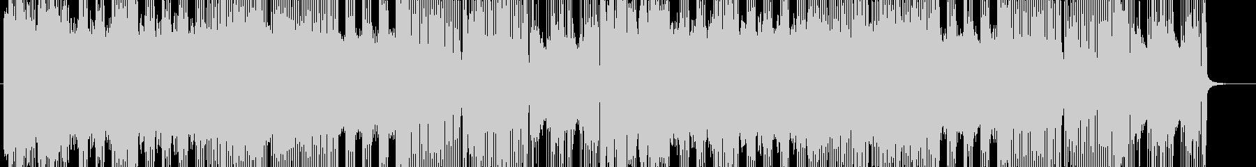 「HR/HM」「DARK」BGM51の未再生の波形