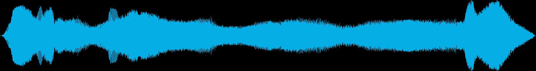 ホンダシビック4Wd 2000Cc...の再生済みの波形