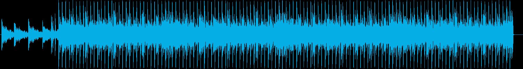 シティポップ 軽快 動画に使いやすいの再生済みの波形