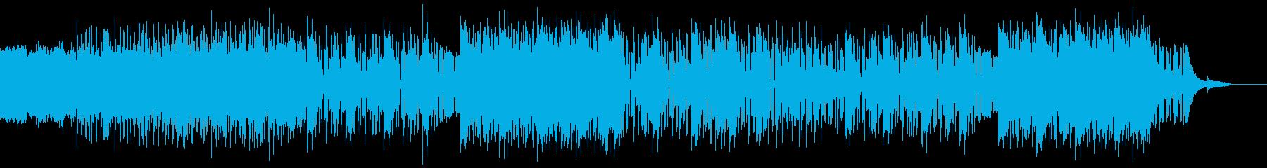 アンビエント 技術的な 説明的 ハ...の再生済みの波形