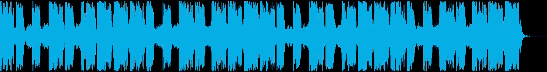 【フューチャーベース】4、ショート2の再生済みの波形
